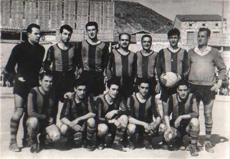 1957-58 CE Sallent. 3a. Divisió
