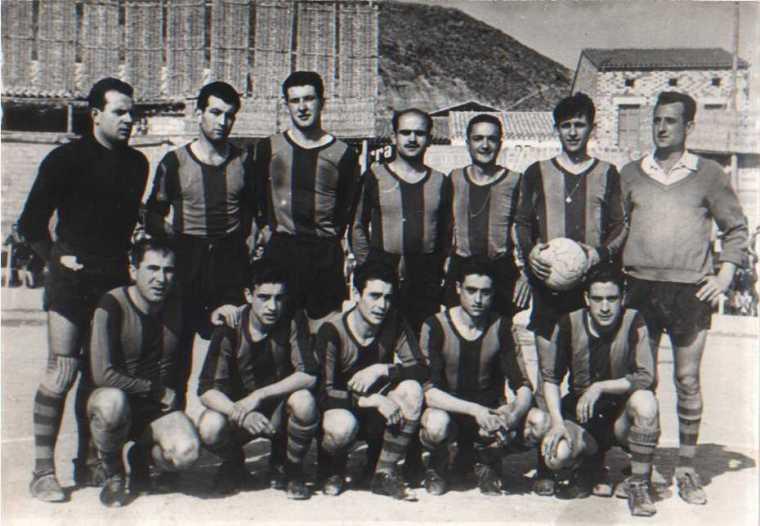 1957-58 CE Sallent. 3a.Divisió