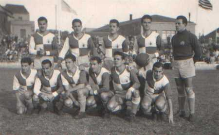 Plantilla del Sabadell a 2a.Divisió