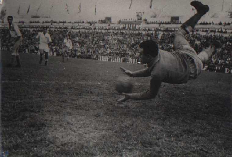 Aturada contra el Sevilla B, en un partit amistós cel·lebrat aSevilla