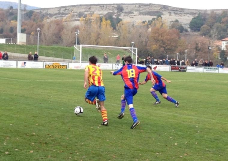 Tona Sallent 8 a 0